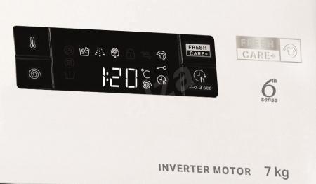 Masina de spalat rufe, Whirlpool FFS 7238 B EE, 7 kg, 1200 RPM, Clasa A+++, Alb2