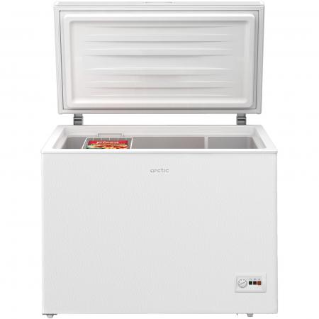 Lada frigorifica Arctic AO23P40 , 230 l, Clasa E, Fast Freezing, Autonomie 67h, Alb [1]