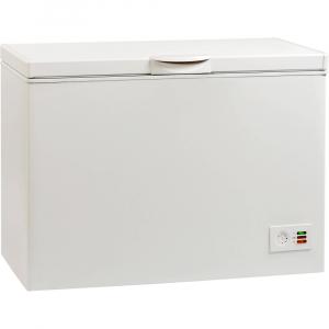 Lada frigorifica Arctic O40+, 360 l, Clasa A+, 2 cosuri, Yala, L 128.5 cm, Alb0