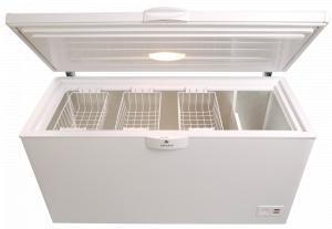 Lada frigorifica Arctic O40+, 360 l, Clasa A+, 2 cosuri, Yala, L 128.5 cm, Alb1