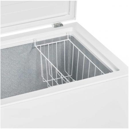 Lada frigorifica Freezy SC CF170 A+ Studio Casa , 142 l, Clasa energetica A+, Functioneaza la temperaturi exterioare sub 0°C, Alb [1]