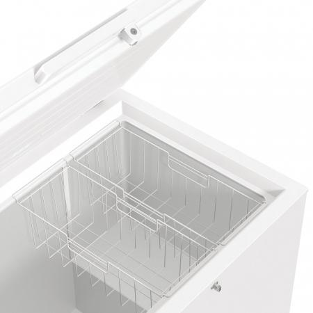 Lada frigorifica Gorenje FH301CW, A+, 303 l, 2 cosuri, Alb [4]