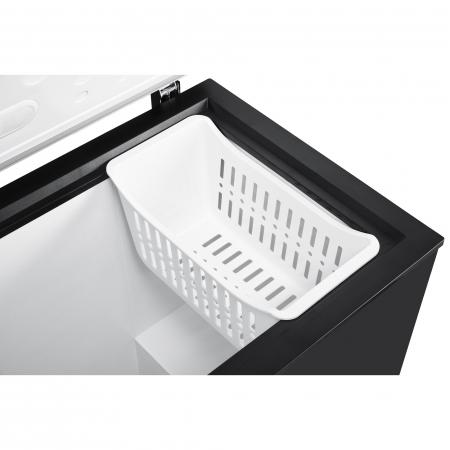 Lada frigorifica Heinner HCF-205NHBKF+, 200 l, Clasa A+, Control elecronic, Iluminare LED, Waterproof Display, Negru6