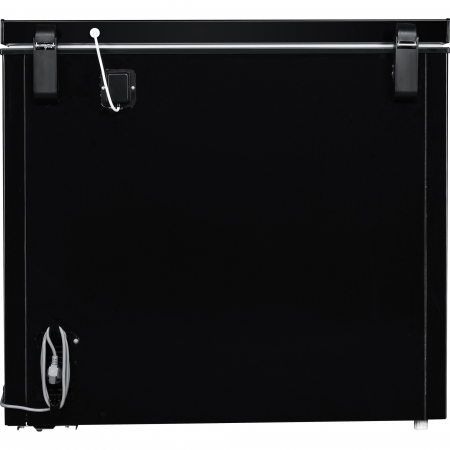 Lada frigorifica Heinner HCF-205NHBKF+, 200 l, Clasa A+, Control elecronic, Iluminare LED, Waterproof Display, Negru1