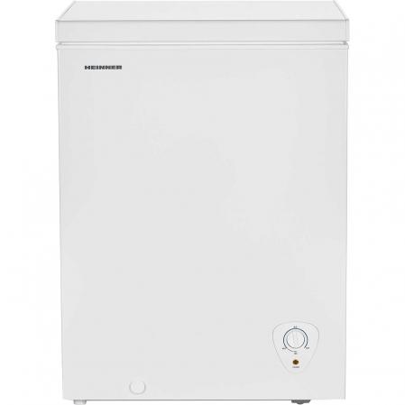 Lada frigorifica Heinner HCF-H145F+, 142 l, Clasa A+, Alb0