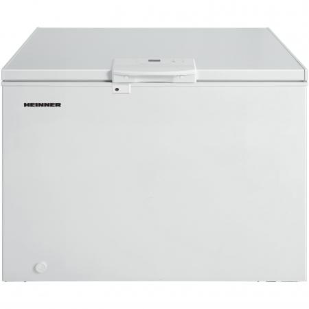 Lada frigorifica Heinner HCF-M250EA++, 250L, Display LED pe maner, Winter Protection, Clasa A++, 85cm, Alb0