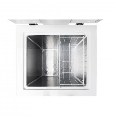 Lada frigorifica LDK BD 100, Clasa A+, Capacitate 99 L, 5 ani garantie, Alb [3]