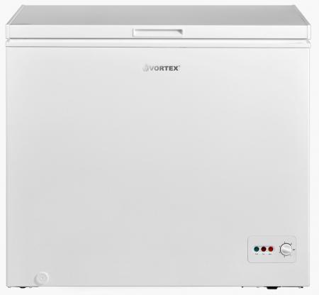Lada frigorifica Vortex VCF20SWH01M, Static, 198 L, Control mecanic, L 94.5 cm, Alb [0]
