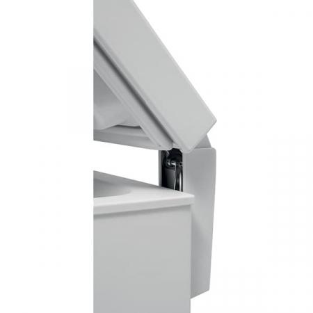 Lada frigorifica WHIRLPOOL WH1410 A+E, 6th Sense, 133 l, H 86.5 cm, Clasa F, alb [2]