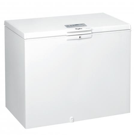 Lada frigorifica Whirlpool WHE31352 FO, 311 L, Frost Out, 6th Sense, Alb0