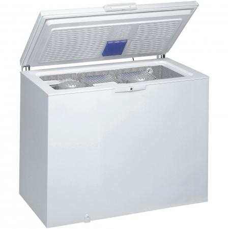 Lada frigorifica Whirlpool WHE31352 FO, 311 L, Frost Out, 6th Sense, Alb1