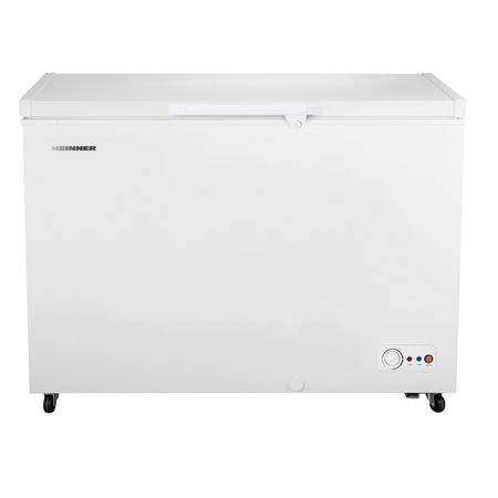 Lada frigorifica Heinner HCF-306A+, 306 l, Clasa A+, Alb [0]