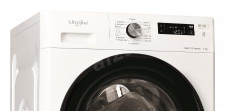 Masina de spalat rufe, Whirlpool FFS 7238 B EE, 7 kg, 1200 RPM, Clasa A+++, Alb1