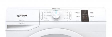 Masina de spalat GORENJE WP72S3, Clasa A+++, Capacitate 7kg, 1200rpm, Alb [2]