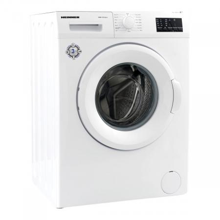 Masina de spalat Heinner HWM-V7014D++, 7 kg, 1000 RPM, Clasa D, Display LED, Alb1