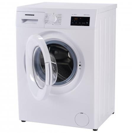 Masina de spalat Heinner HWM-V7012D++, 7 kg, 1200 RPM, Clasa D, Display LED, Alb2
