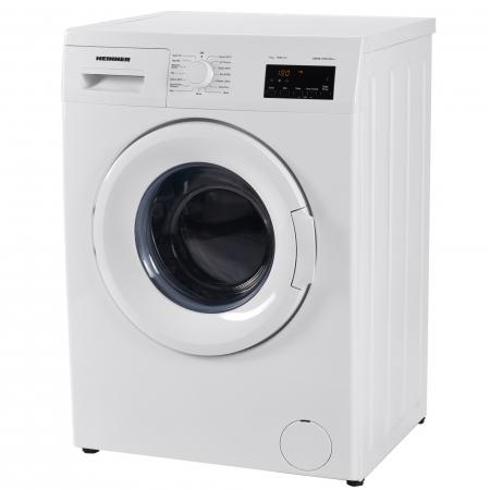 Masina de spalat Heinner HWM-V7012D++, 7 kg, 1200 RPM, Clasa D, Display LED, Alb3