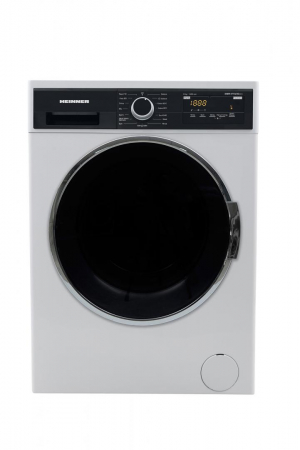 Masina de spalat Heinner HWM-V914TD+++, 9 kg, 1400 RPM, Clasa D, Display LED, Control Touch, Alb0