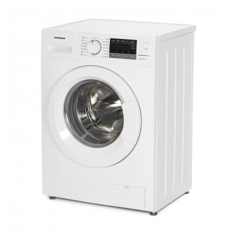 Masina de spalat rufe Heinner HWM-M7014A+++, 7 kg, 1400 RPM, Clasa A+++, Display LCD, Alb [1]