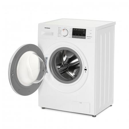 Masina de spalat rufe Heinner HWM-M7014A+++, 7 kg, 1400 RPM, Clasa A+++, Display LCD, Alb [2]