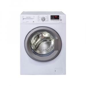 Masina de spalat rufe Slim Arctic APL81222XLW3, 8 kg, 1200 RPM, Clasa A+++, Display LED, Usa XL, Alb0
