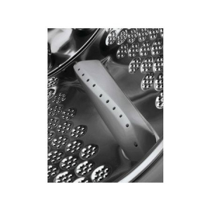 Masina de spalat rufe Slim Electrolux EWS31074SA, 7 kg, 1000 RPM, Clasa A+++, LCD, Alb