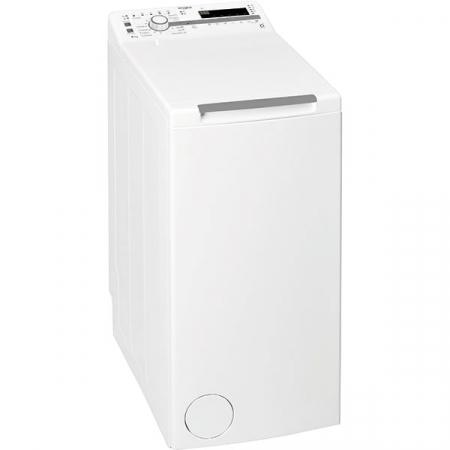 Masina de spalat rufe verticala WHIRLPOOL TDLR 6230SS EU-N, 6th Sense, 6 kg, 1200rpm, Clasa D, alb [0]