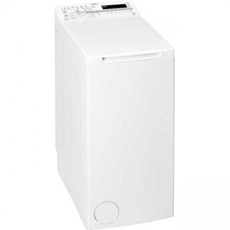 Masina de spalat rufe Whirlpool TDLR 55020S EU/N, 1000 RPM, 5.5 kg, Clasa E, (clasificare energetica veche Clasa A++) [0]