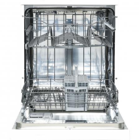 Masina de spalat vase Heinner HDW-FS6006WA++, 12 seturi, 6 programe, Clasa A++, Control electronic, 60 cm, Alb4
