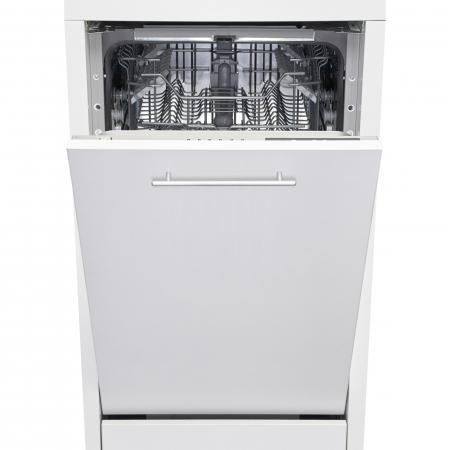 Masina de spalat vase incorporabila Heinner HDW-BI4506A++, 10 seturi, 6 programe, Clasa A++, Control electronic, Display LED, 45 cm0