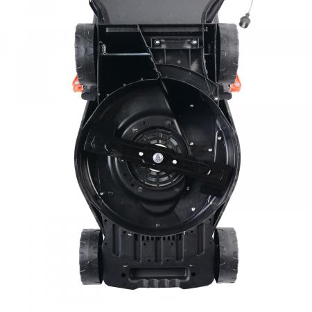Masina electrica de tuns gazonul Heinner VMGE004, 1200 W, 3500 RPM, 32 cm [2]
