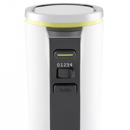 Mixer cu bol Beko Foodster HMM7422W, 425W, Bol 3 L, 4 viteze+Turbo, Alb1
