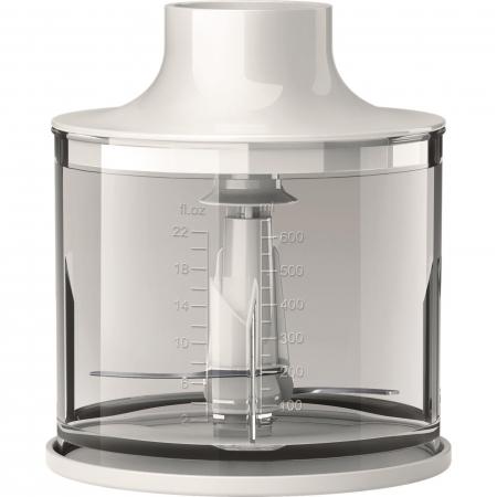 Mixer vertical Electrolux ESTM3300, 600W, 2 viteze, Alb [4]