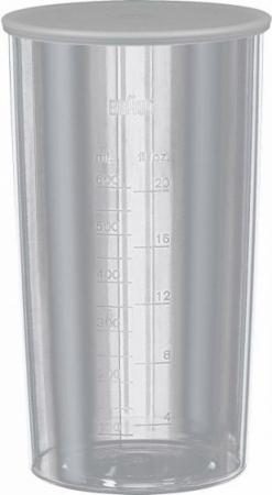 Mixer vertical MQ523 Braun, Putere 600 W, 2 trepte de viteza2