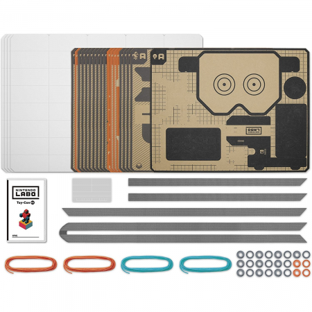 Nintendo LABO - Robot Kit1