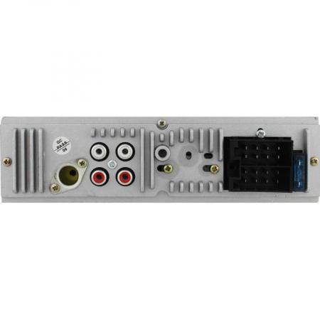 Player auto multi-media AKAI CA016A-9008U cu operare prin aplicatie, Bluetooth, Radio FM, TF card, 1 x USB functie incarcare, 1 x functie redare audio, afisaj LED, conector ISO2