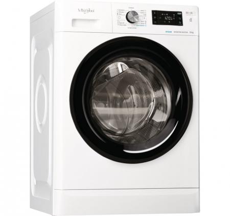 Masina de spalat Whirlpool FFB 8248 BV EE, clasa energetica A +++, Capacitate 8 kg, 1200 rpm, Alb0