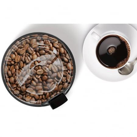 Rasnita de cafea Bosch TSM6A013B, 180 W, 75 g, cutit otel inoxidabil, Negru [4]
