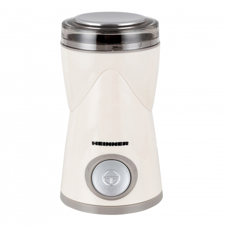 Rasnita de cafea Heinner HCG-150P, 150W, 50 g, Alb [1]