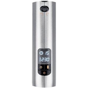 Ondulator automat Remington Keratin Protect CI8019, 230°C, Invelis ceramic, Argintiu