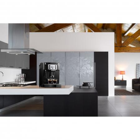 Espressor automat De'Longhi Magnifica S ECAM 22.110B, 1450W, 15 bar, 1.8 l, Negru2