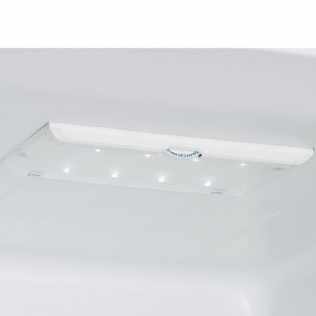 Combina frigorifica HEINNER HC-M305DGA++, 305L , LED, Clasa A++, 188cm , Antracit6