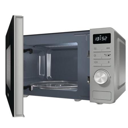 Cuptoare cu microunde Gorenje MO20A3X 1.280 W, Functie Smart Display, Metalic1