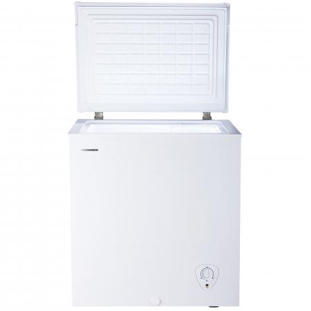 Lada frigorifica Heinner HCF-145A+, 145 l, Clasa A+, H 82.5 cm, Alb1
