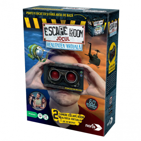 Joc Escape Room, Virtual Reality0