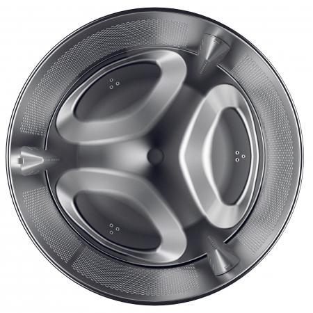 Masina de spalat rufe Slim Whirlpool FreshCare+ FWSL61052W EU, 6 kg, 1000 rpm, Clasa A++, Alb4