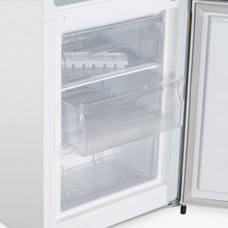 Combina frigorifica Heinner HC-N262WD+, 262 l, Dozator de apa, Clasa A+, H 180 cm, Alb2