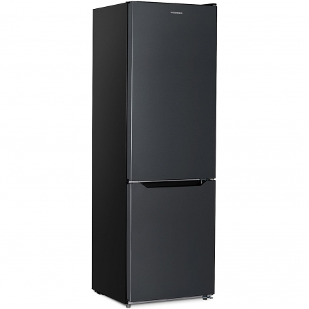 Combina frigorifica HEINNER HC-M305DGA++, 305L , LED, Clasa A++, 188cm , Antracit1