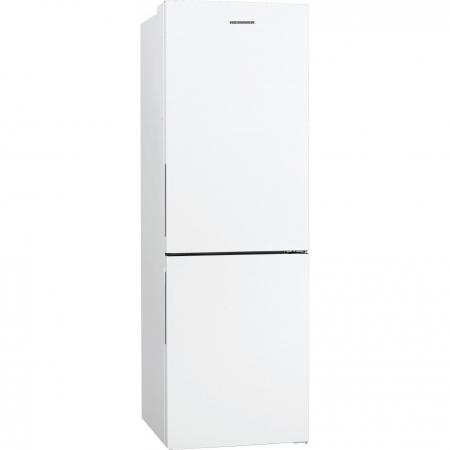 Combina frigorifica Heinner HCNF-H320A+, 320 l, Clasa A+, Full No Frost, H 185.5 cm, Alb0