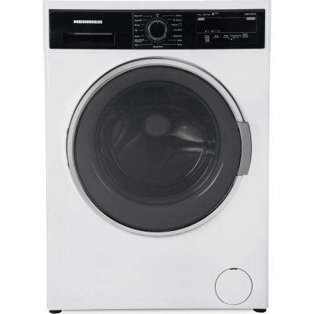 Masina de spalat rufe Heinner HWM-V914T, 9 Kg, 1400 RPM, Clasa A+++, Display Digital, Touch control, Sistem Eco Logic, Alb1